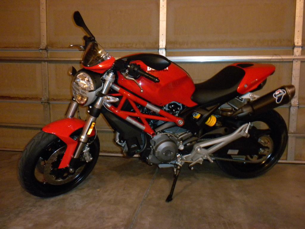 2012 Ducati Monster 696...