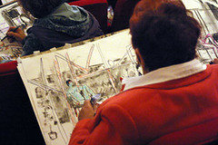 The Big Draw- London Drawing Presents: The Drawing Theatre at Watford Palace Theatre