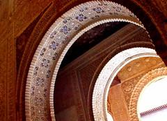 Alhambra arches (dmixo6) Tags: history spain islam arabic alhambra andulucia dugg dmixo6