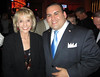 Republican Arizona Governor Janice Brewer with Keith Kuder.