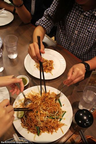 E-Sarn Thai Cuisine - Phad Thai