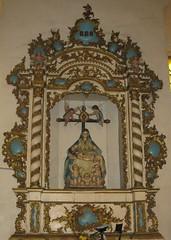 SAN ILDEFONSO PARISH CHURCH (miranda d. francisco) Tags: church worship catholic religion belief altar simbahan holyimages cardonarizal mirandafrancisco