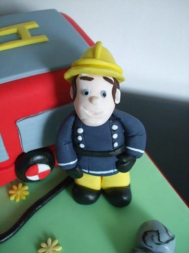fireman sam topper