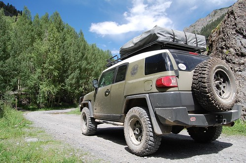 XPLORE FJ Cruiser