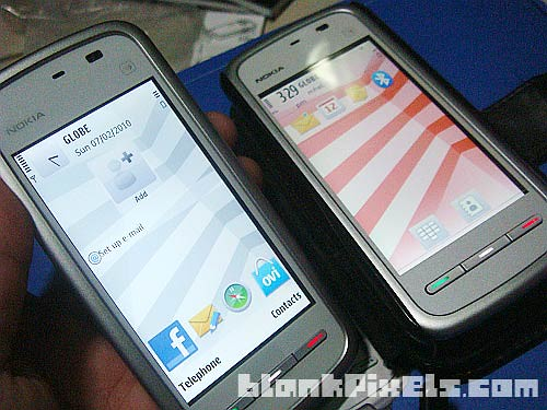 My Nokia 5230s