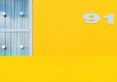 Bo-Kaap yellow house (Sallyrango) Tags: africa urban southafrica vibrant capetown bokaap paintedhouse