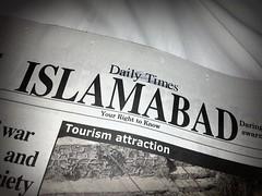 Islamabad Daily Times (KOKONIS) Tags: travel pakistan newspaper asia islamabad   dailytimes mrgniqq