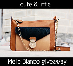 kileen cute and little melie bianco bag giveaway