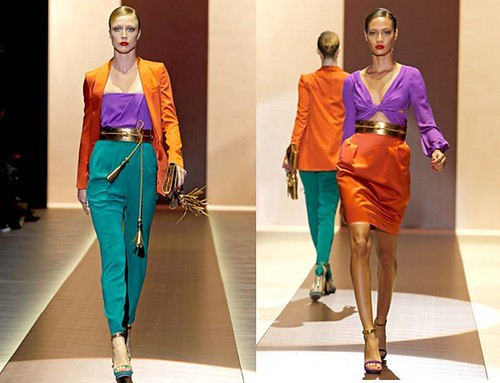 Gucci-Primavera-Verano-2011-naranja-morado