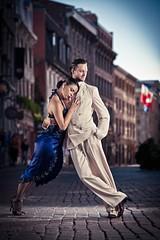 Alex & Sandra - Tango (Von Wong) Tags: old alex dance dancers sandra montreal tango