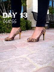 Cheetah Heels Guess Marshalls
