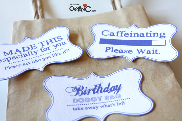 DIY: Personalized Doggy Bags