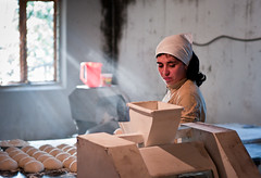 The Baker. Gali, Abkhazia (Caucasus) (S_Peter) Tags: georgia refugee danish council gali drc ngo sakartvelo idp abkhazia georgien abkhaz abchasien dnisches flchtlingskommittee