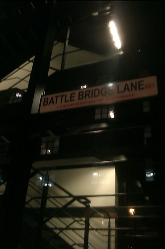 Battle Bridge