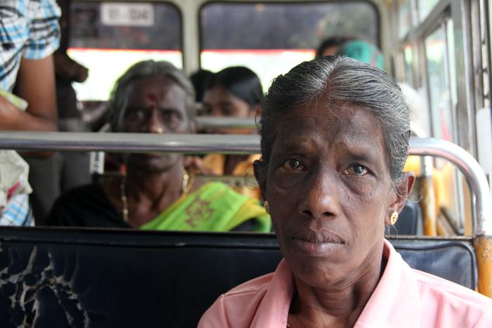 Sri Lankan Tamil Woman