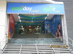 'easyday market' at Abhiruchi Mall & Multiplex...