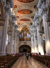 Cathedral of Passau - Lanfranch