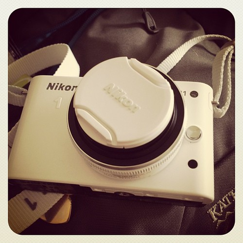 My new toy. #camera #nikon #photography