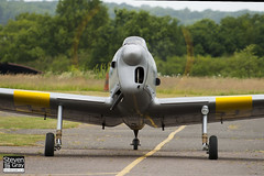 G-BCEY - WG465 - C1 0515 - Private - De Havilland DHC-1 Chipmunk 22 - Panshanger - 110522 - Steven Gray - IMG_6349