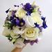 roses, lisianthus, iris