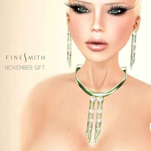 Finesmith November Gift by Cherokeeh Asteria