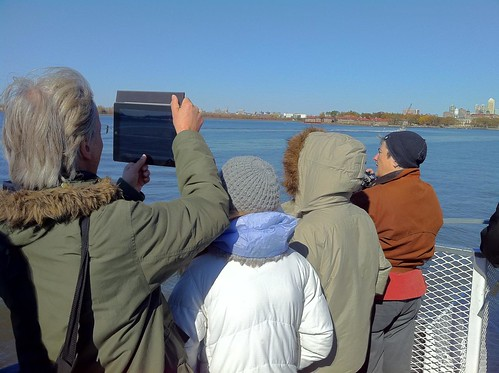 iPad Videography of Ellis Island