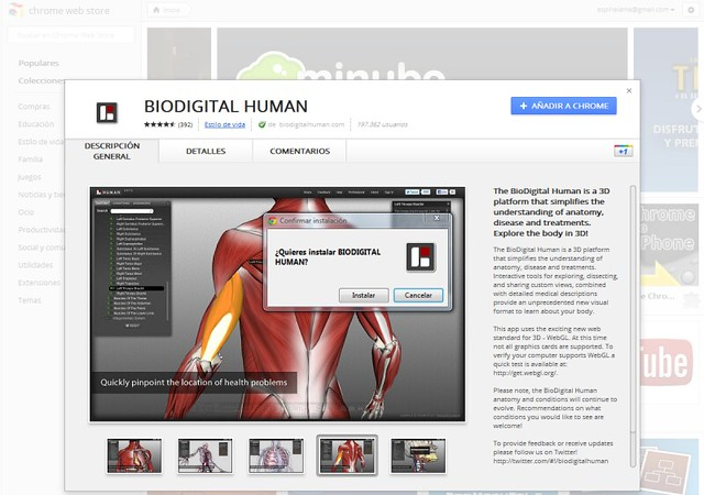BMartínez: BIODIGITAL HUMAN, anatomía para nativos digitales (y ...