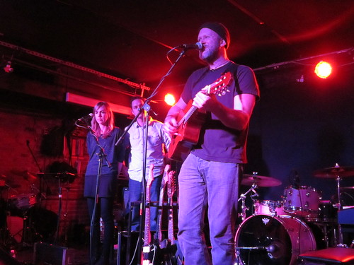 Crooked Fingers, Mercury Lounge, 11-04-11