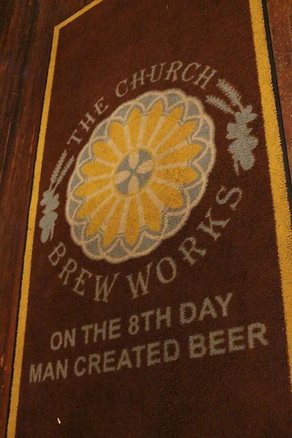 6322525709 2983220ec9 z Brewery   The Church Brew Works