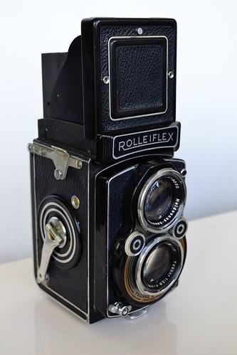 Rolleiflex 2.8 Type 1 (1950)