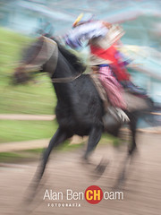 race 17 (alan benchoam) Tags: horses horse color race dayofthedead caballo caballos amazing movement gate colorful slow guatemala fast pane indios panning rider jinete rapid indigenous carrera colorido barrido huehue todosantos alanbenchoam