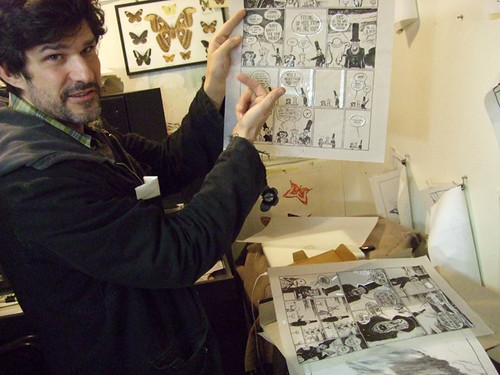 MIX 2011 :: Zak Explains 2-Color Printing