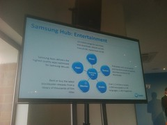samsung hub: entertainment