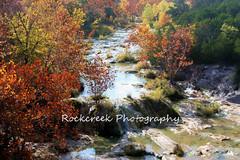 Autumn Stream (sgbrown56) Tags: autumn fall oklahoma nature water landscape stream flowing davis turnerfalls