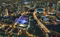 The Color of Life... (williamcho) Tags: city bar singapore cityhall aerial financialdistrict entertainment esplanade booze happyhour supremecourt rafflesplace padang businessdistrict swissotelthestamford victoriamemorialhall asiancivilizationsmuseum flickraward flickrestrellas nikonflickraward oltusfotos marinahotels 1altitude flickrtravelaward williamcho roodtopbar afterdarkarchitecture