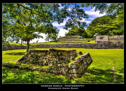 Chinkultic Mayan Ruins