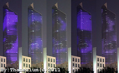 Some New Faces of Alhamra Tower-- 11-11-2011 (Thamerium) Tags: