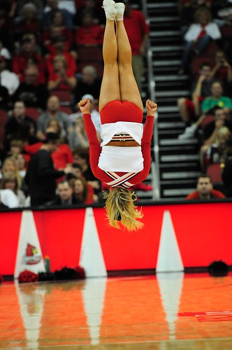 Nice Louisville cardinals cheerleaders not absolutely