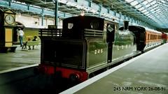 245 NRM YORK (JOHN BRACE) Tags: york nine loco class built drummond nrm elms m7 1897 245 lswr 044t