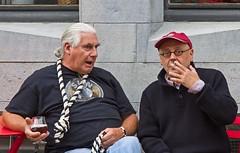 (David Freuthal) Tags: people men europe belgium belgie candid ghent gent gand flanders