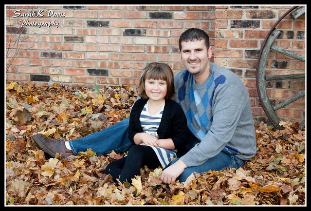 Olivia & Dad