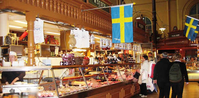 Saluhallen, Stockholm