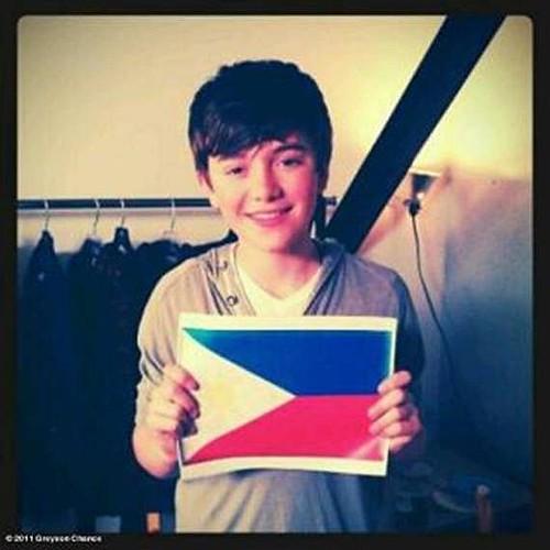 Greyson Chance Philippines