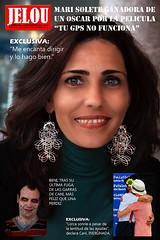 jelou (Cani Mancebo) Tags: españa photoshop spain revista murcia montaje lorca interviu canimancebo marisolete beniphotographe