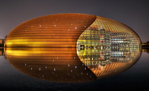 The Bullet – Lost in Beijing (国家大剧院)