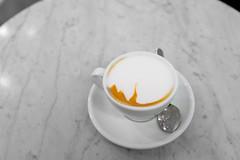 Cappuccino (ALifeWorthEating) Tags: coffee caf stockholm espresso cappuccino macchiato coffeebar italianespresso