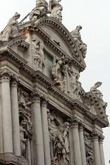 Chiesa di Santa Maria del Giglio (Matteo Bimonte) Tags: venice chiesa venezia venedig facciata santamariadelgiglio