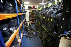 Day 80 - West Midlands Police - Public Order Kit Stores (West Midlands Police) Tags: public bag birmingham uniform order cops boots personal helmet police gear storage equipment jacket essential trousers dudley kit vests protective coventry emergency stores pooled protection baton officer cuffs coppers handcuffs walsall wolverhampton officers steb kitbag sandwell westmidlandspolice publicorder steelhouselane stabvests