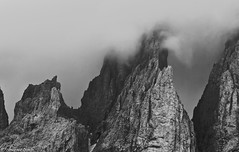 Dolomia (cesco.pb) Tags: italy alps canon italia alpi montagna trentino dolomites dolomiti montains valdifassa sassolungo campitellodifassa canoneos1000d efs55250f456