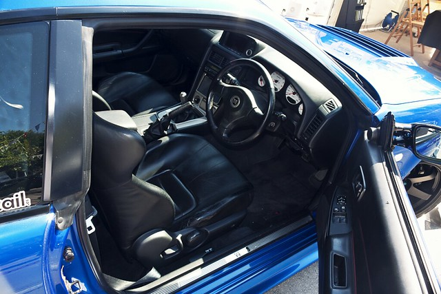 Skyline GT-R R34 XV